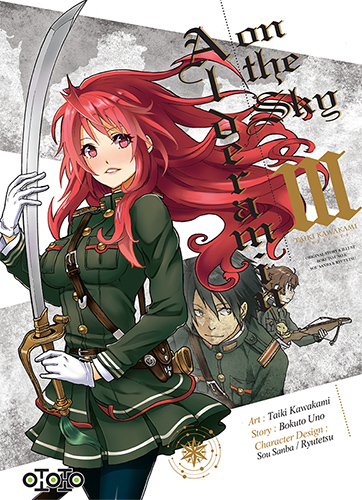 Alderamin on the sky Edition simple Tome 3