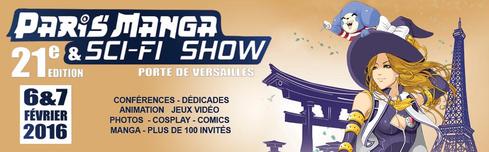 En route pour paris manga ototo for Salon porte de versailles ce week end
